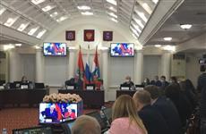 Председателем гордумы Самары вновь избран Алексей Дегтев
