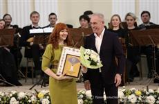 Сергей Морозов наградил победителей регионального конкурса проектов по развитию самодеятельных театров