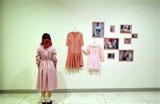 Новые художники: глаза города, розовое платье и слепок груди