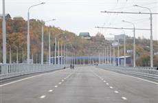 В Марий Эл более 9 км линий электроосвещения построили вдоль федеральных автодорог