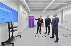 Павел Ливинский и Александр Бречалов представили Владимиру Путину модель управления сетевым комплексом