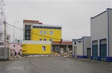 Завершается строительство детской поликлиники в Нижнем Ломове