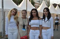 """Группа """"Серебро"""" поблагодарила самарцев за отличный вечер"""