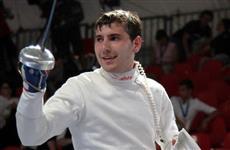 Самарский шпажист Павел Сухов завоевал золото этапа Кубка мира