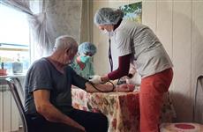 Самарские врачи призывают людей старшего возраста пройти вакцинацию от COVID-19