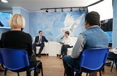 Дмитрий Азаров поддержал проекты добровольцев Самарской области