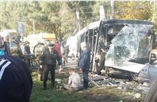 """Попавший в ДТП у """"Колизея"""" водитель автобуса №41 уходил от столкновения с лихачем"""