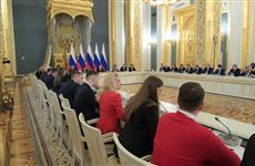 Дмитрий Азаров принял участие в заседании Государственного совета РФ