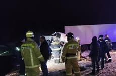 Прокуратура не нашла нарушений на участке трассы М-5 под Сызранью, где погибли 12 человек