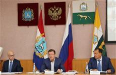 Дмитрий Азаров раскритиковал работу муниципалитетов по обращению с ТКО