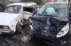 В Тольятти в ДТП пострадали четыре человека