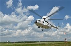 В Прикамье заступил на дежурство новый вертолет санавиации