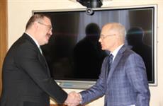 Рустэм Марданов принял Генерального консула Турции в Казани Ахмет Садык Догана