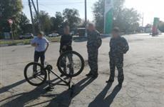 Задержан мужчина,укравший велосипед с речного парома в Самаре