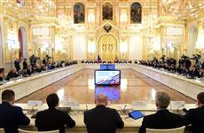 Дмитрий Азаров принял участие в заседании президиума Госсовета и Совета по науке и образованию