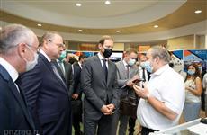 Министр промышленности и торговли РФ и врио главы Пензенской области рассмотрели вопрос создания станкостроительного кластера