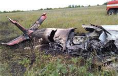 По факту крушения Як-55 под Тольятти возбуждено уголовное дело