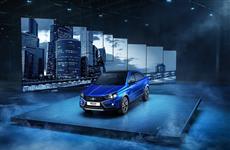 АвтоВАЗ начал продажи Lada Vesta Cross [BLACK]