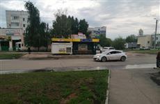 В Отрадном водитель сбил пьяного пешехода