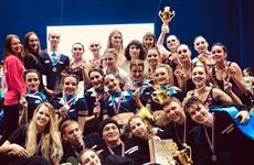 Самарские команды завоевали Кубок России по фитнесс-аэробике