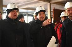 В Набережных Челнах на условиях ГЧП идет строительство уникального спортивно-оздоровительного комплекса