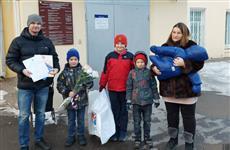 Власти Самары пытаются выселить из выданной ранее квартиры семью с четырьмя детьми
