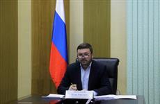 Игорь Буренков провёл совещание по общественно-политическому развитию Пермского края и Пензенской области