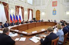 Дмитрий Азаров принял участие в совещании под руководством председателя правительства РФ