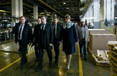 Подписано соглашение между Оренбургской областью и компанией Ростсельмаш о поставке тракторов сельхозтоваропроизводителям региона