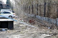 Мэр Пензы недоволен кучами мусора в Заводском районе