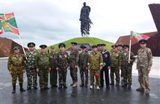 Ветераны-пограничники доставят в Самару частицу памяти земляков, погибших при защите Отечества