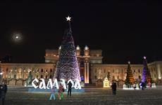 Появилась программа новогодней ночи на площади им. Куйбышева