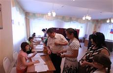 Итоговый отрыв Николая Сомова в выборах депутата в губдуму составил 43,16%