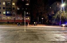 В Сызрани госпитализирован пешеход, попавший под машину на переходе