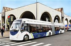 На самарских дорогах протестируют электробус из Беларуси