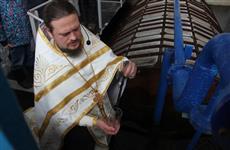 Ровно сутки из кранов жителей Самары будет течь освященная вода