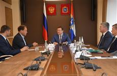 """""""ЭкоНива"""" построит в Самарской области три животноводческих комплекса"""