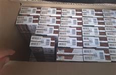 В Жигулевске изъято более 1 тыс. пачек немаркированных сигарет
