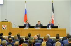 Игорь Комаров представил главного федерального инспектора по Удмуртской республике