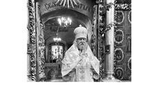 Глава Чувашской митрополии Варнава скончался от двусторонней пневмонии