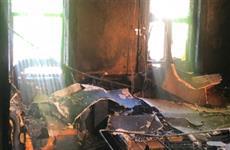 СК возбудил уголовное дело из-за смерти ребенка на пожаре в Самарской области