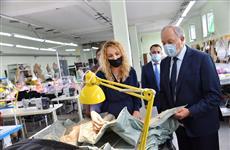 Глава региона посетил швейное производство в Саратове