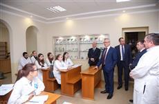 Иван Белозерцев встретился с будущими агрономами и ветеринарами