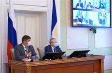 Андрей Назаров: до 1 сентября в республике не должно остаться площадок под мусорные баки не огражденных и без твердого покрытия
