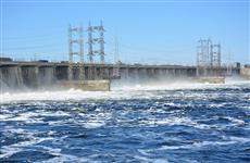 Жигулевская ГЭС включила водосброс на максимум