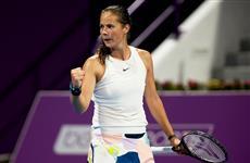 Дарья Касаткина выиграла турнир в Мельбурне