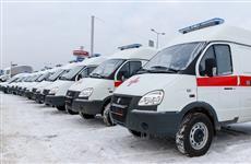 В отдаленных районах Прикамья появились новые машины скорой помощи