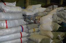 Самарские таможенники изъяли контрафактную одежду на 162 млн рублей