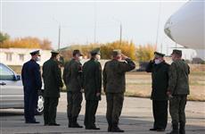 Командующий войсками ЦВО прибыл в Самару