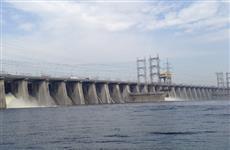 Жигулевская ГЭС открыла водосливную плотину на восемь дней позже, чем в прошлом году